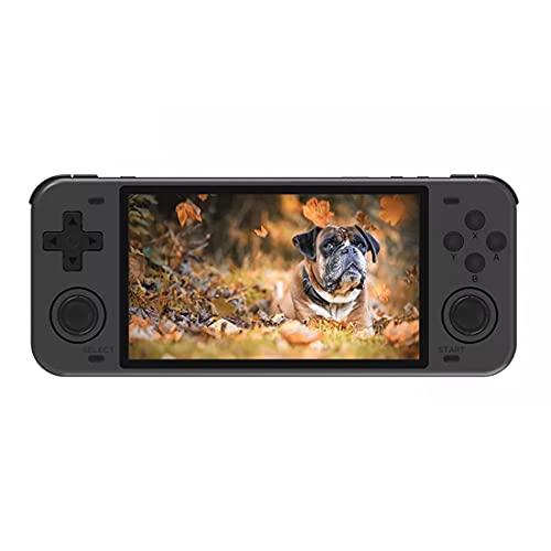 Powkiddy RGB10MAX Handheld Arcade Spielkonsole, 128G Retro WiFi Spielekonsole mit 17,000 Klassischen Spielen,...