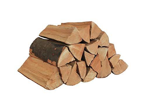 25kg Brennholz - 100% Buche, ofenfertig, Scheitlänge ca. 25 oder 33 cm - für Kamin, Ofen, Feuerschalen,...
