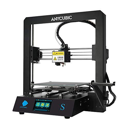 ANYCUBIC 3D Drucker Mega S mit Aktualisiertem Extruder, FDM DIY Drucker mit Verbesserter Touchscreen und UI,...
