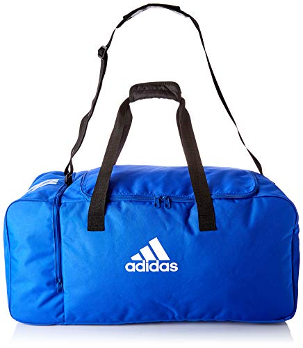 adidas Unisex Tiro Duffel L Sporttasche 70 x 32 x 32 cm, bold blue/White