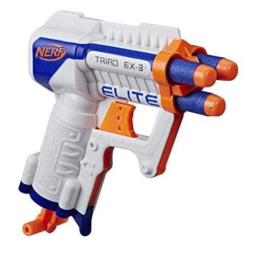 Hasbro A1690EUA N-Strike Elite Triad, Spielzeugblaster
