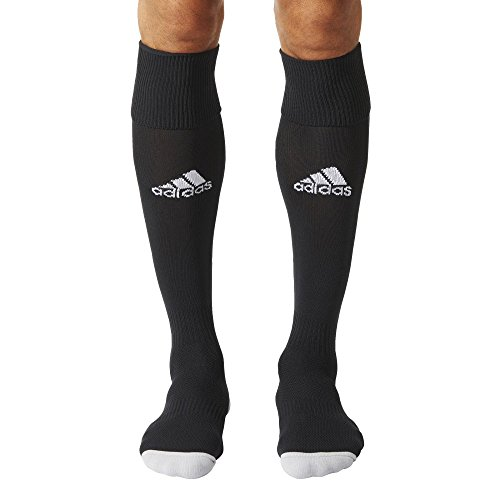Adidas Unisex Erwachsene Milano 16 Socken, Schwarz/Weiß, 6.5-8 UK (40-42 EU)