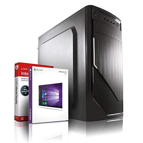 Entry Gaming/Multimedia/Office 10-Kern (4C+6G) Computer mit 3 Jahren Garantie! | AMD A10 9700 Quad, 3.8 GHz |...