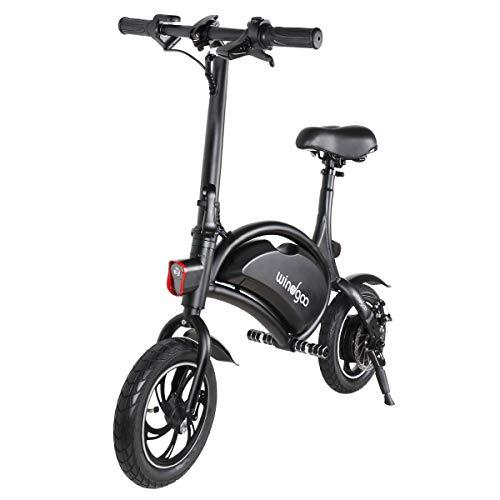 Windgoo Elektroroller, 12'-14' Elektrofahrrad, Elektro Scooter mit 6.0 Ah Batterie, Höchstgeschwindigkeit...