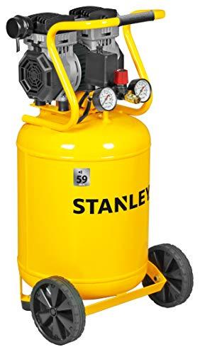 STANLEY - Vertikaler Kompressor Siltek 1,3 PS.