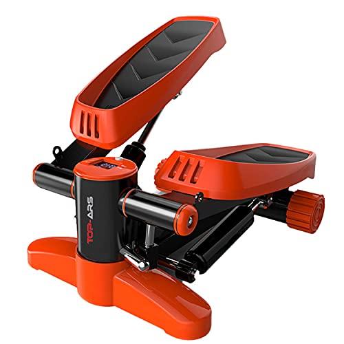 TOP-ARS® Mini Stepper für Zuhause, Swing Stepper für Anfänger & Fortgeschrittene Up Down Stepper...
