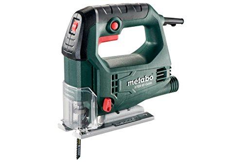 Metabo Stichsäge STEB 65 Quick (601030500) Kunststoffkoffer, Nennaufnahmeleistung: 450 W, Abgabeleistung: 230...