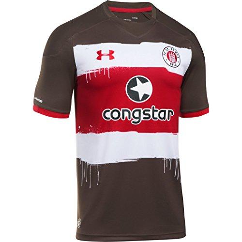 Under Armour Herren Trikot FC St. Pauli Home 2017/2018