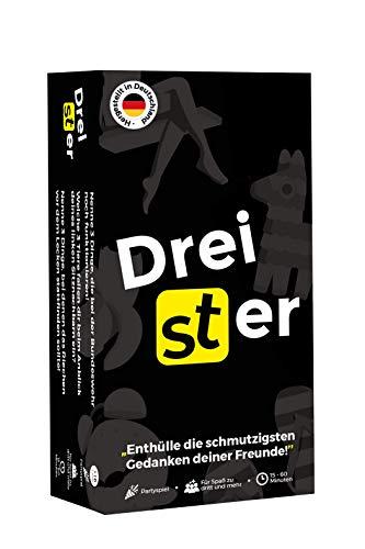 Dreister Spiel - Das Partyspiel - 480 Spielkarten für witzigen Spieleabend mit Freunden - Kartenspiel für...