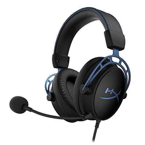 HyperX HX-HSCAS-BL/WW Cloud Alpha S - Gaming Headset mit HyperX Virtual 7.1 surround sound und verstellbarem...