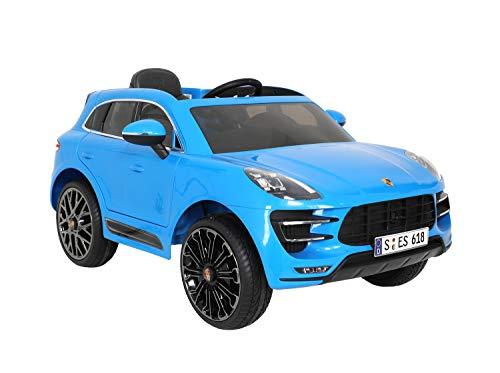 ROLLPLAY 31222 Premium Elektrofahrzeug mit Fernsteuerung und Rückwärtsgang, Für Kinder ab 3 Jahren, Bis...