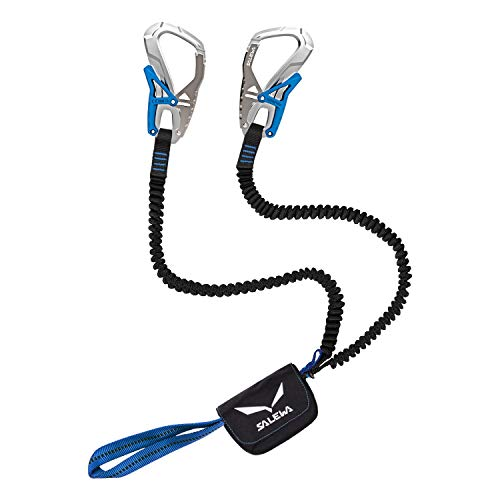 SALEWA SET VIA FERRATA ERGO CORE, silver, UNI
