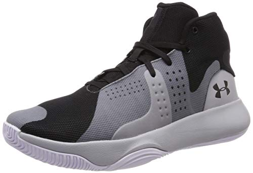 Under Armour Herren Anomaly Basketballschuhe, Schwarz (Black/Mod Gray/Black (003) 003), 42.5 EU