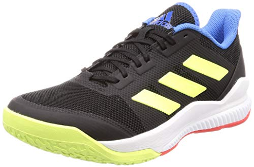 adidas Herren Stabil Bounce Handballschuhe, Mehrfarbig (Multicolor 000), 36 2/3 EU
