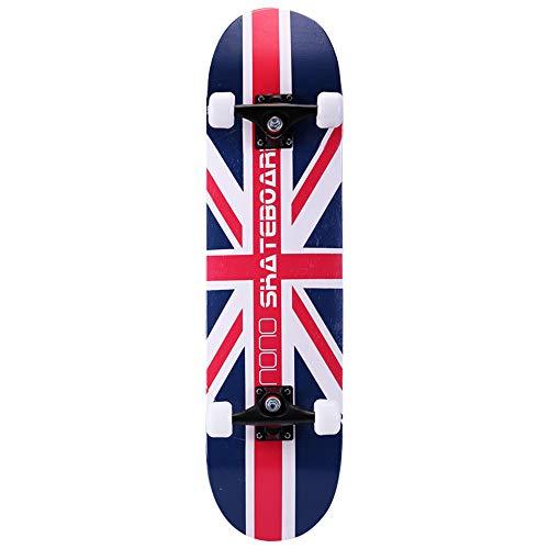 Penny Board Complete Skateboards Cruiserboosted Board 7-stöckiges Ahorndeck für Erwachsene für Erwachsene,...