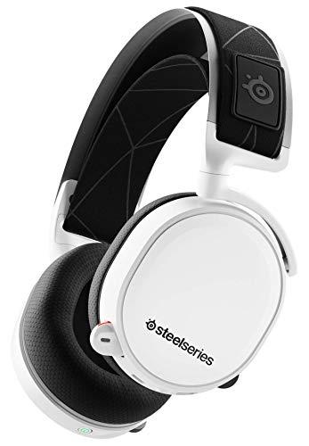 SteelSeries Arctis 7 (Gaming Headset, verlustfreies und drahtloses, DTS Headphone:X v2.0 Surround für PC,...