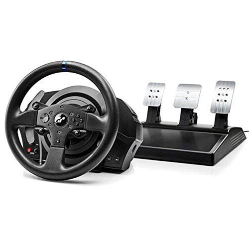 Thrustmaster T300 RS GT Edition (Lenkrad inkl. 3-Pedalset, Force Feedback, 270° - 1080°, Eco-System, PS4 /...