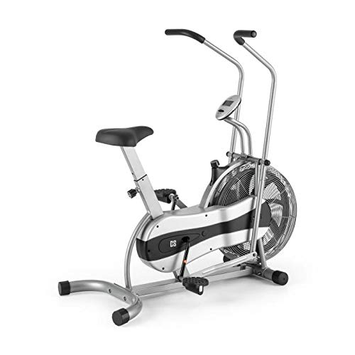Capital Sports Stormstrike 2k - Crosstrainer, Heimtrainer, Fahrradergometer, bis 120 kg, inkl....