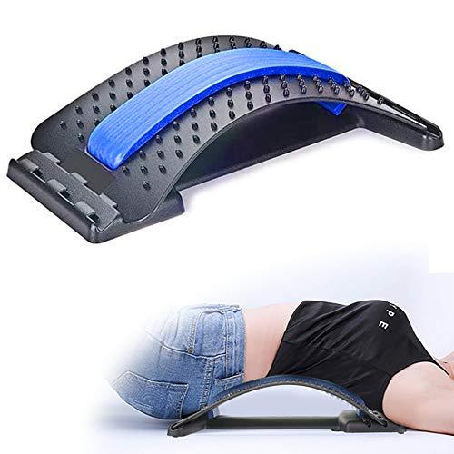 Charminer Rückenstrecker, Rückendehner Back Stretcher Rückenmassage Rückenmassagegerät Rückentrainer zur...
