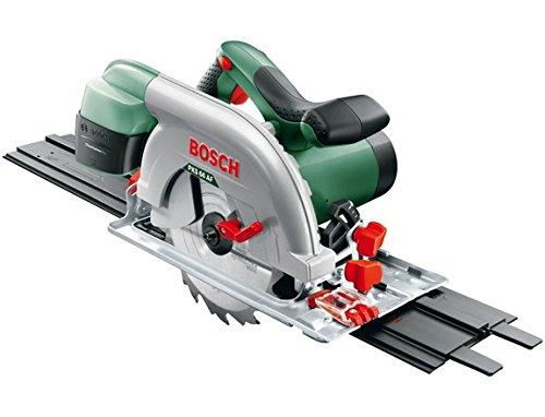Bosch Kreissäge PKS 66 AF (mit Führungsschiene, 1600 Watt, im Karton)