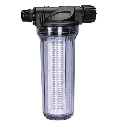 Gardena Pumpen-Vorfilter für Wasserdurchfluss bis 6000 l/h: Effektiver Filter für Gartenpumpen und...