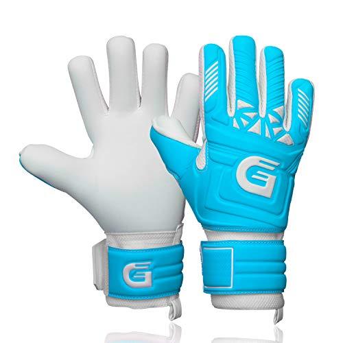 GUARDY - Kinder Torwarthandschuhe - Haltbare Torhüterhandschuhe für Kinder - Tormannhandschuhe mit extra...