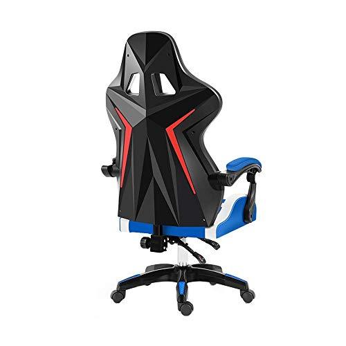 IRVING Esports - Qualitativ hochwertiger Gaming Stuhl - Neu - Präzise Verarbeitung - Einstellbar (Farbe :...