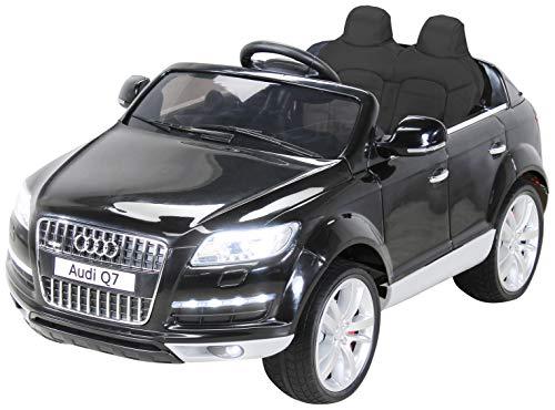 Actionbikes Motors Kinder Elektroauto Audi Q7 4L - Lizenziert - 2 x 45 Watt Motor - 2,4 Ghz Rc Fernbedienung -...