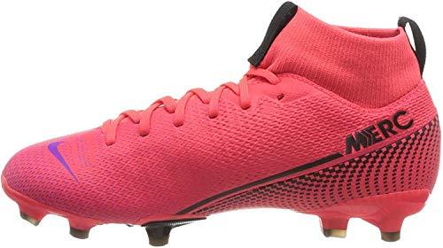 Nike Herren Superfly 7 Academy Fg/Mg Fußballschuhe, Rot Laser Crimson Black Laser Crim 606, 34 EU