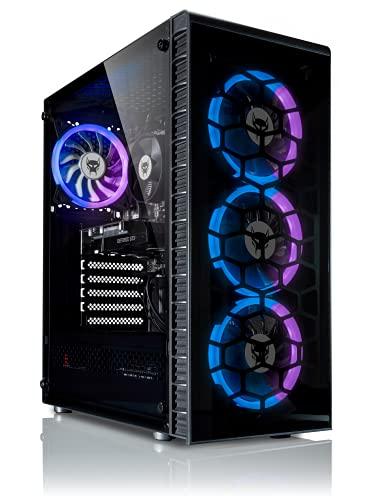 BEASTCOM Q5 | Pro Gaming PC | Super Gamer | AMD Ryzen 5 3500X 6X 4,10 GHz | GeForce GTX 1650 4GB | 16GB RAM |...