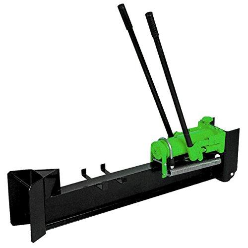 Charles Bentley Holzspalter handbetrieben, hydraulisch - 10 t Spaltkraft - Grün