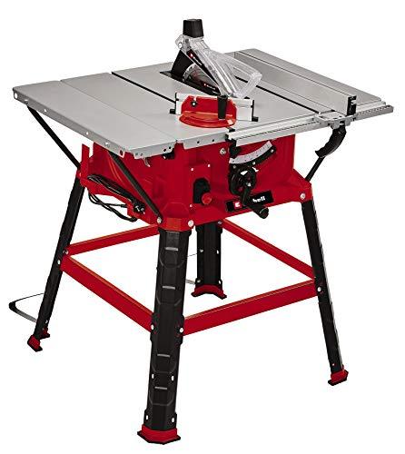 Einhell Tischkreissäge TC-TS 254 U (max. 2200 W, Ø254 x ø30 mm Sägeblatt, Parallel-/Winkel- bzw....