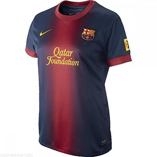 2012-13 Barcelona Nike Home Womens Shirt