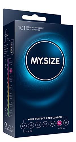 MY.SIZE Kondom MY.SIZE 64 mm 10er, 10 Stück