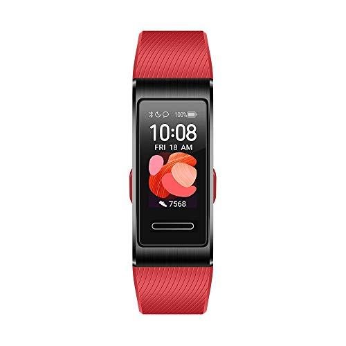 Huawei Band 4 Pro Fitness-Aktivitätstracker (All-in-One Smart Armband, Herzfrequenz- und Schlafüberwachung,...