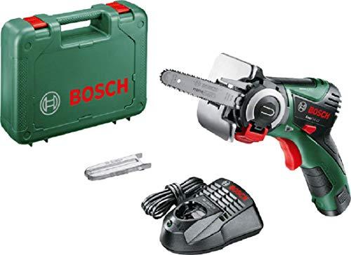 Bosch Akku Sge EasyCut 12 (1 Akku, NanoBlade Technologie, 12 Volt System, im Koffer)