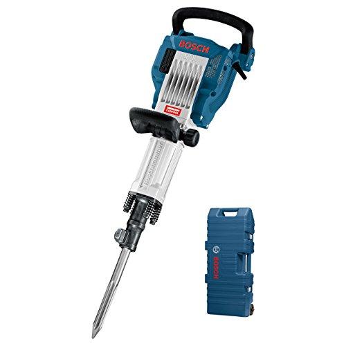 Bosch Professional Abbruchhammer GSH 16-30 (400 mm Spitzmeißel, 30 mm Werkzeugaufnahme, 41 J Schlagenergie,...