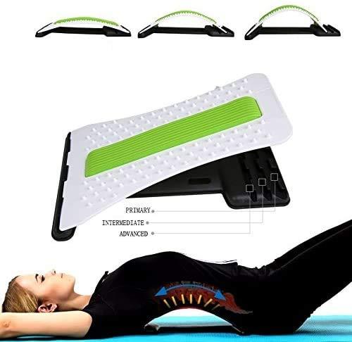 AB Rückendehner im unteren und oberen Rücken, Rückenmassage Lendenwirbel Dehner, Haltungskorrektur,...