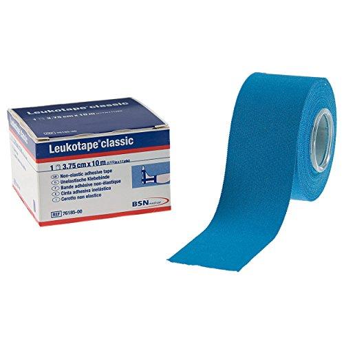 Leukotape classic Tapeverband blau 3,75cm x 10m, 1 Rolle