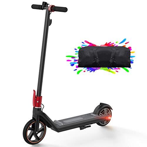 Elektro Scooter für Kinder E-Scooter 150W, 15 Km Reichweite Klappbares Elektroroller, 8'Vollreifen, Maximale...