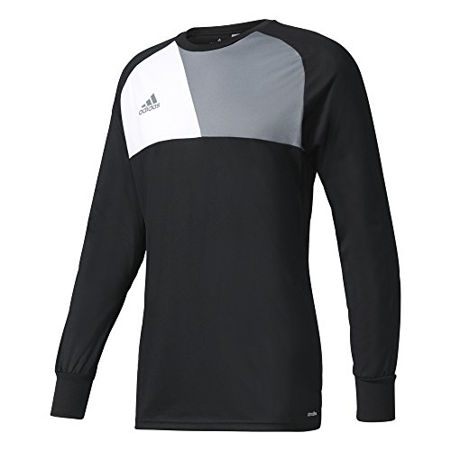 adidas Herren ASSITA 17 GK Long Sleeved T-Shirt, Black, L