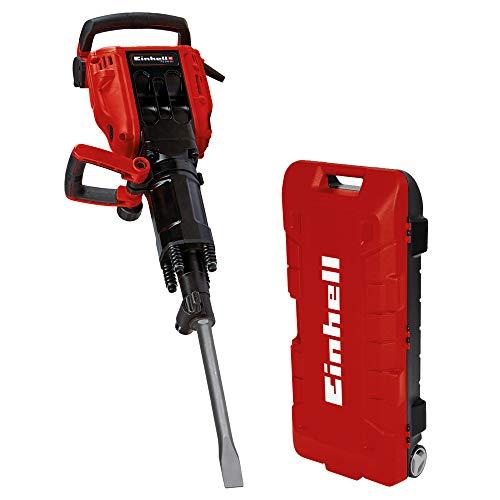 Einhell Abbruchhammer TE-DH 50 (1.700 W, 50 J Einzelschlagstärke, SDS-Hex-Werkzeugaufnahme,...