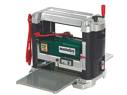 Metabo Dickenhobel DH 330, leistungsstarke Hobelmaschine für den mobilen Einsatz, leistungsstarker...