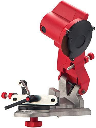 Oregon Compact 230 Volt Mini-Tisch Sägekettenschleifmaschine für alle Sägeketten, schärft Oregon-, Stihl-,...