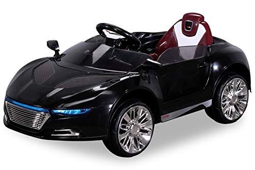 Actionbikes Motors Kinder Elektroauto Spyder A228 - Led Scheinwerfer - Fernbedienung - Weichgummiringreifen -...