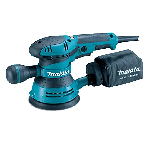 Makita BO5041 Exzenterschleifer 125 mm Ø