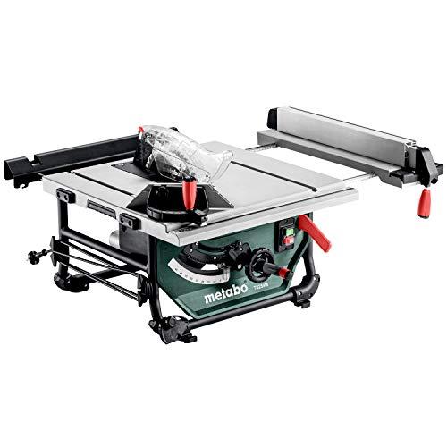 Metabo Tischkreissäge TS 254 M (610254000) Karton, Abmessungen: 669 x 748 x 334 mm, Arbeitshöhe: 334 mm,...