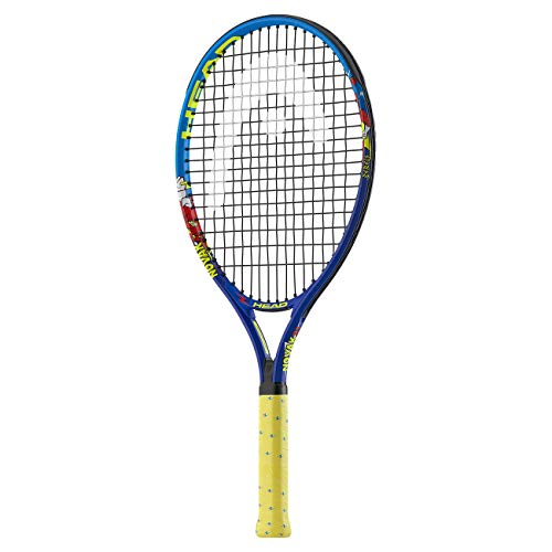 HEAD Unisex Jugend Novak 21 Tennis Racket, blau, 05