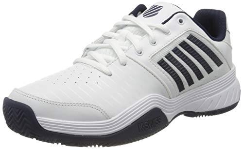 Dunlop K-Swiss Performance Court Express HB, Herren Tennisschuh, Weiß