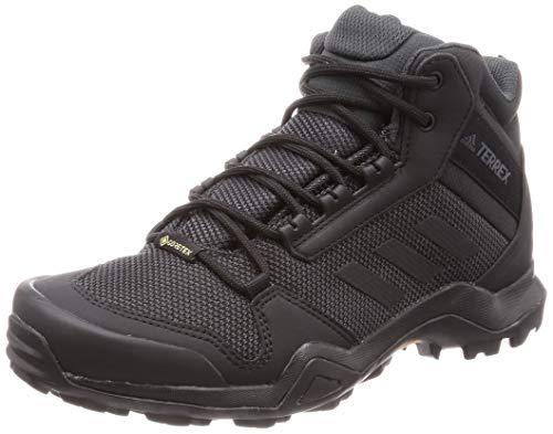 Adidas Herren Terrex Ax3 Mid GTX Kletterschuhe, Schwarz (black BC0466), 48 EU